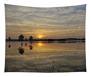 Florida Wetlands Tapestry