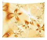 Flower Breeze Tapestry