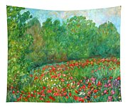 Flower Field Tapestry