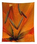 Flower Garden 24 Tapestry
