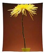 Flower In A Vase Tapestry