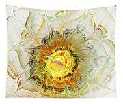 Flower Palette Tapestry
