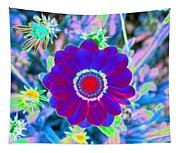 Flower Power 1458 Tapestry