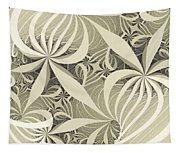 Flower Swirl Tapestry