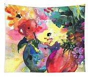 Flower Symphony 03 Tapestry