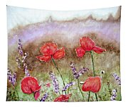 Flowering Field Tapestry