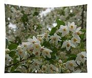 Flowering Tree Tapestry