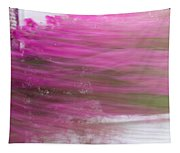Flowers In The Wind Tapestry