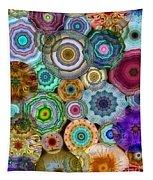 Flowery Meadow 3 Tapestry