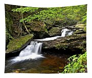 Flowing Falls Tapestry