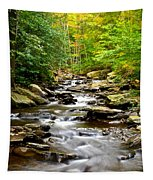 Flowing Stream Tapestry