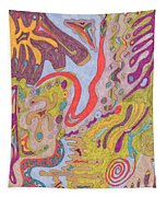 Flutterfly Land Tapestry