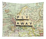Fly Away Tapestry