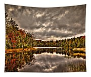 Fly Pond Marsh II Tapestry