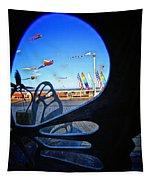 Flyin Friends Tapestry