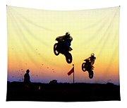 Flying Frenchmen Tapestry