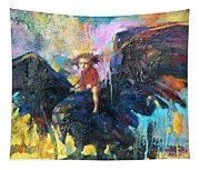 Flying In My Dreams Tapestry