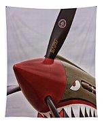 Flying Tiger P-40 Tapestry