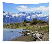 Following The Athabasca River Tapestry