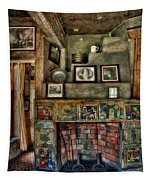 Fonthill Castle Bedroom Fireplace Tapestry