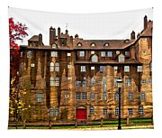 Fonthill Castle - Experimental Tapestry