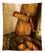 Food -  Bread  Tapestry