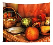 Food - Nature's Bounty Tapestry