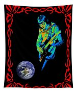 For Earth Below #2 Tapestry