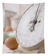 For The Baker Vintage Kitchen Scale  Tapestry