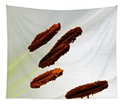 For The Love Of Lilies 7 Tapestry