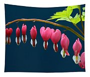 Bleeding Hearts For Your Love Tapestry