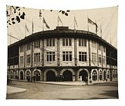 Forbes Field Pittsburgh 1909 Tapestry
