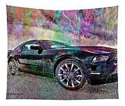 Ford Mustang Tapestry