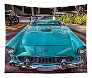 Ford Thunderbird  Tapestry