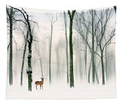 Forest Friend Tapestry