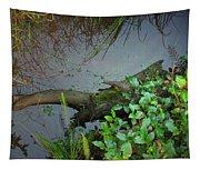 Forest Wetlands I Tapestry