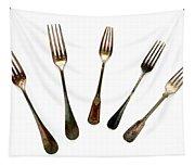Forks Tapestry