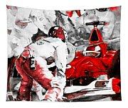 Formula 1 Bis Tapestry
