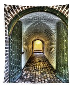 Fort Moultrie Door Tapestry