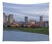 Fort Worth Texas Tapestry