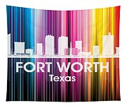 Fort Worth Tx 2 Tapestry
