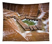 Fort Worth Water Gardens Tapestry