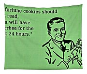 Fortune Cookie Truth Tapestry