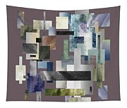 Forty Nine Shades Of Gray II Tapestry