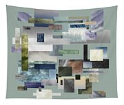 Forty Nine Shades Of Gray IIi Tapestry