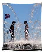 Fountain Of Youth Tapestry