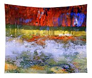 Fountain Splash Tapestry