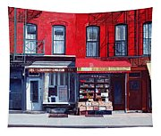 Four Shops On 11th Ave Tapestry