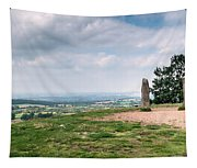 Four Standing Stones On The Clent Hills Tapestry