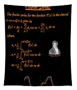 Fourier Series Tapestry